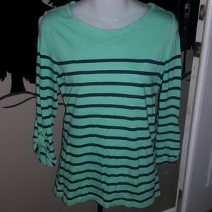 Womens sz S GAP cute stripe top
